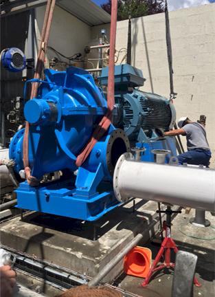 Circulation pump 2